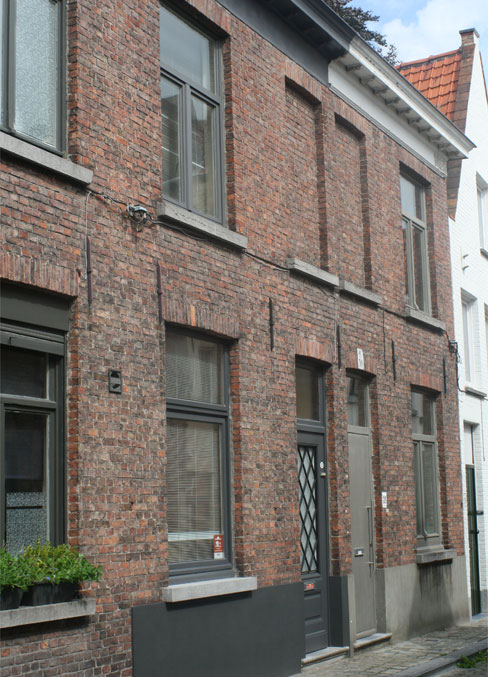 32-opaal-Bruges-holiday-house